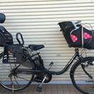 パナソニック ビビチャイルド リチウム 電動自転車