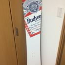 練馬高野台 ・非売品⚡️ Budweiser スノーボード