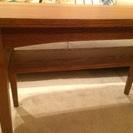 カフェテーブル UNICO製
