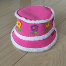 MINI K ふわふわ帽子