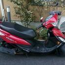 125cc キムコ125SR