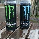 本場アメリカのモンスターエナジー710ml缶です。