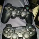 PS3 ワイヤレスコントローラー デュアルショック3 2個セット