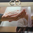 ♡カップルにおすすめ♡指輪モチーフのフォトフレーム