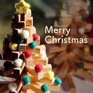 12/10(土)羊毛フェルトで飾る木製クリスマスツリー講座
