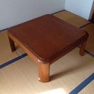 家具調コタツ 正方形