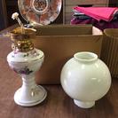 陶器製ランプ