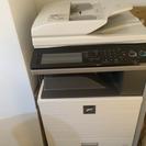 オフィス コピー機 あげます。