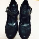 ハイヒール オフィス靴