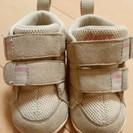 アシックス 靴 12.5㌢