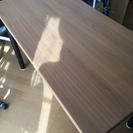 木調テーブル120・60・76
