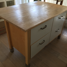 IKEA キッチン作業台