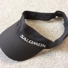 SALOMON サンバイザー(黒)