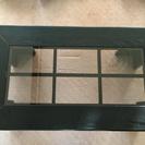 テーブル ガラス天板