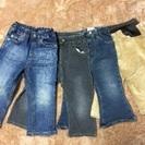 ズボンとスパッツとタイツ 70〜80  7本セット JUNK ST...