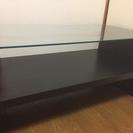 【売ります】ガラステーブル
