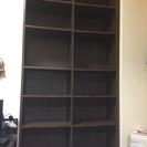 【売ります】本棚、多目的収納ラック