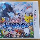 《3DSソフト》スーパーポケモンスクランブル