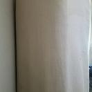 シングルベッド(無印良品製)