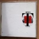 T-SQUARE 16TH オリジナルCD 「NEW--S」