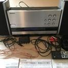 ONKYO X-T2CR iPod対応CDシステムコンポ スピーカ...