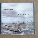 THE SQUARE 10THオリジナルCD 「R・E・S・O・R・T」