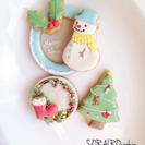 和泉市 アイシングクッキー教室☆ SORAIRO cookie