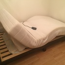 ベッドマット 電動可動式 リクライニング 介護用