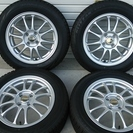 BS VRX 175/65R15 4本セット アルミ A-TECH...