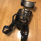 自転車子供用椅子 後ろ用 チャイルドシート 差し上げます。