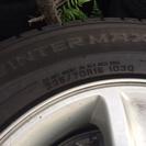スタットレス タイヤ&ホイール4本セット  値下げしました