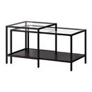 【美品】IKEA ガラステーブル