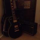 エレキギター Epiphone Les Paul custom(イ...