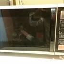 電子レンジ東芝「石窯オーブン ER-K3」 2年半使用品 (直接引...