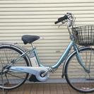 ヤマハ パス リチウム 電動自転車