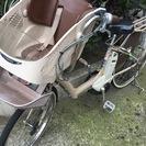 電動アシスト自転車(3人乗り)