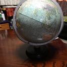 地球儀、ソビエト連邦、ビルマなど旧表記