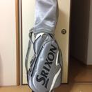 スリクソンゴルフバッグ