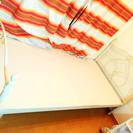 【かわいい】シングルベッド フレームのみ  板橋区