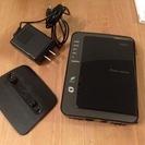 (値下げしました)無線LAN親機(NEC AtermWR9500N)