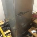 パナソニック製の中型冷蔵庫!傷、凹み多いので格安!
