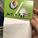 IKEA ポイントカード 7998円分