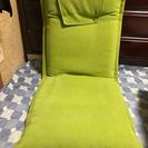 黄緑 座椅子  (^O^)