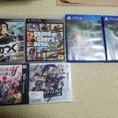 ゲームソフト(ps3.ps4.3ds)