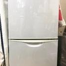 【あげます】ナショナル小型冷蔵庫NR-B122J-S