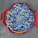 タイヤチェーン(金属製) 未使用品