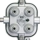 (未使用)DXアンテナ CATV用分配器 4分配器 CAD-74N...