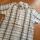 無印シャツ(サイズ130)