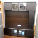 札幌 引き取り 大型テレビボード/TVボード 収納たくさん 少しきずあり