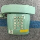 古電話機(電話線(長さ4.5M) 付)